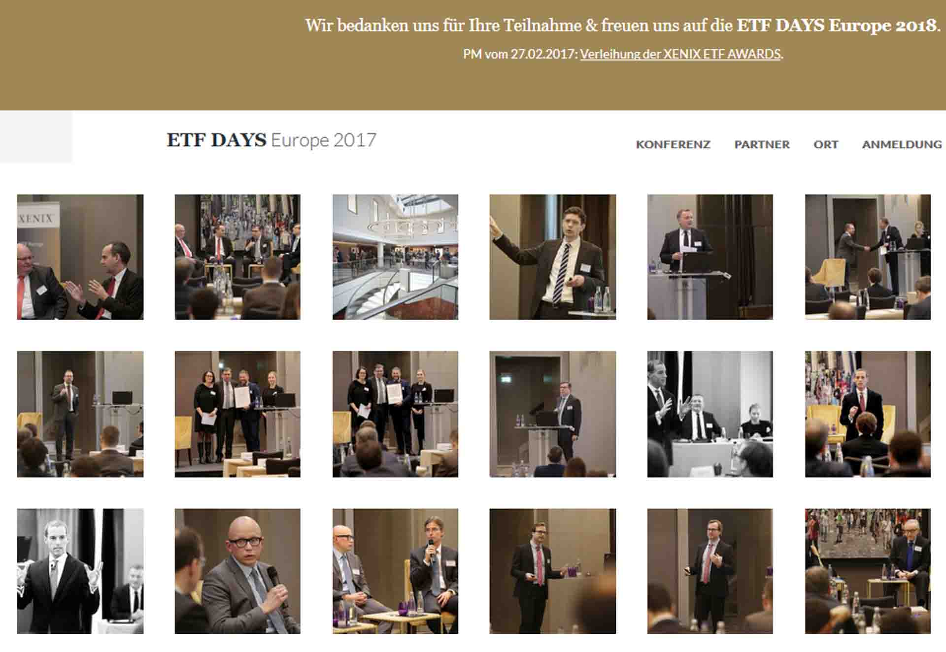 Eventfotografie ETF